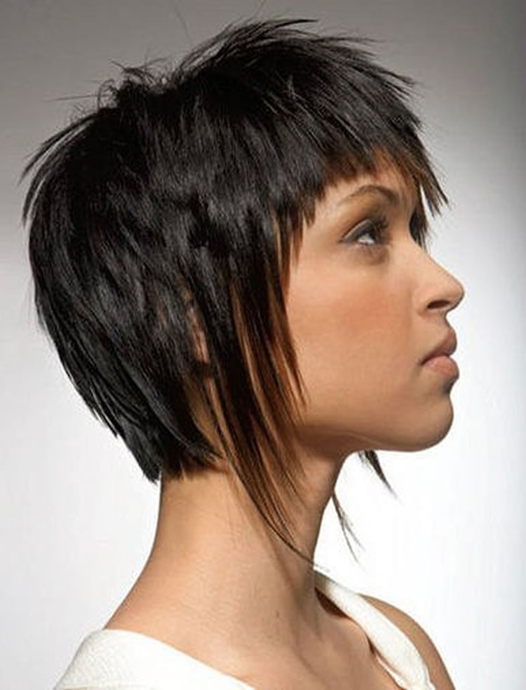 Fantastic Short Hairstyles For Diamond Face Shape Hairstyles