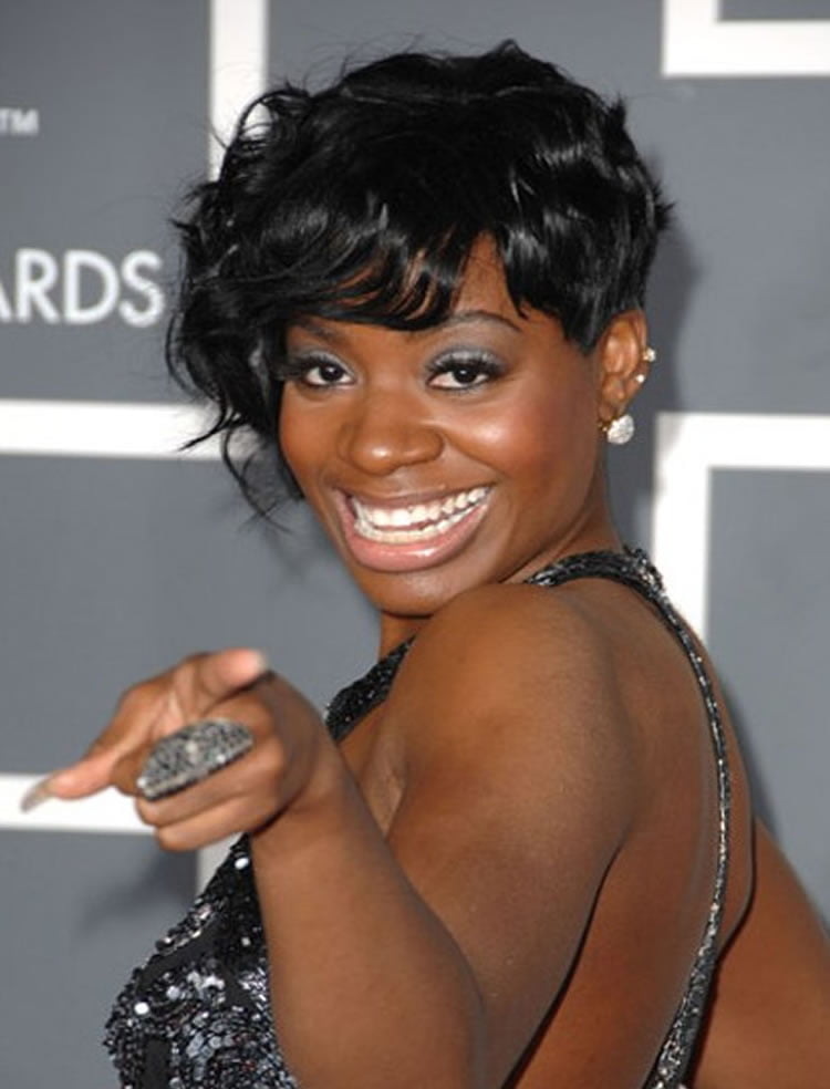 45 Ravishing African American Short Hairstyles And