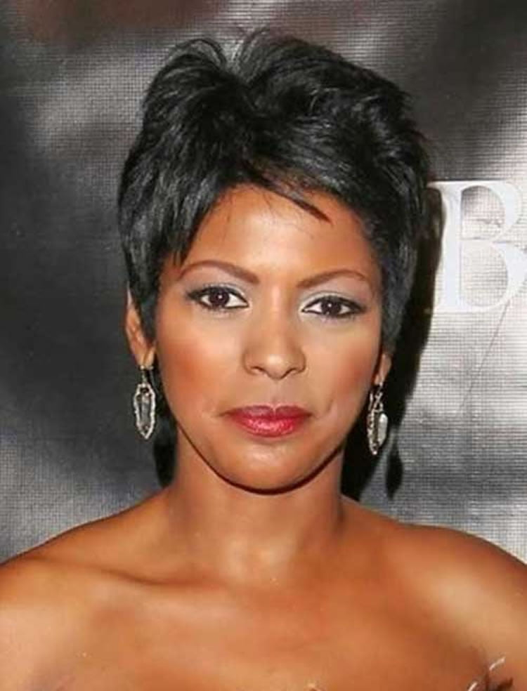 45 Ravishing African American Short Hairstyles And Haircuts Page 4