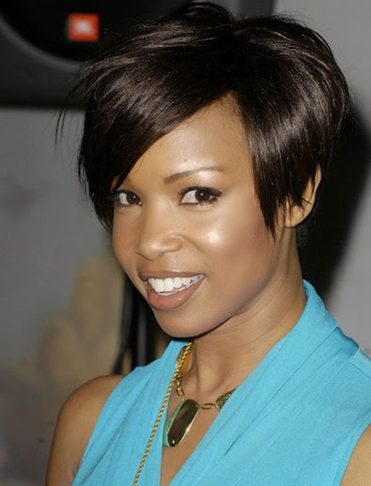 45 Ravishing African American Short Hairstyles and ... - photo#8