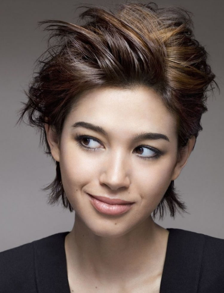 20 Long Pixie Haircuts You Should See - crazyforus |Pixie Hair Cuts