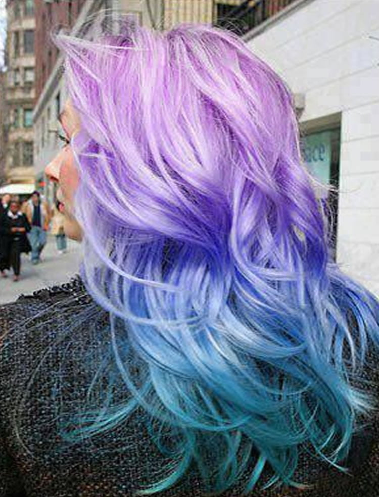 51 Colorful Hairstyles Tutorials For Charming Ladies 2017 ...