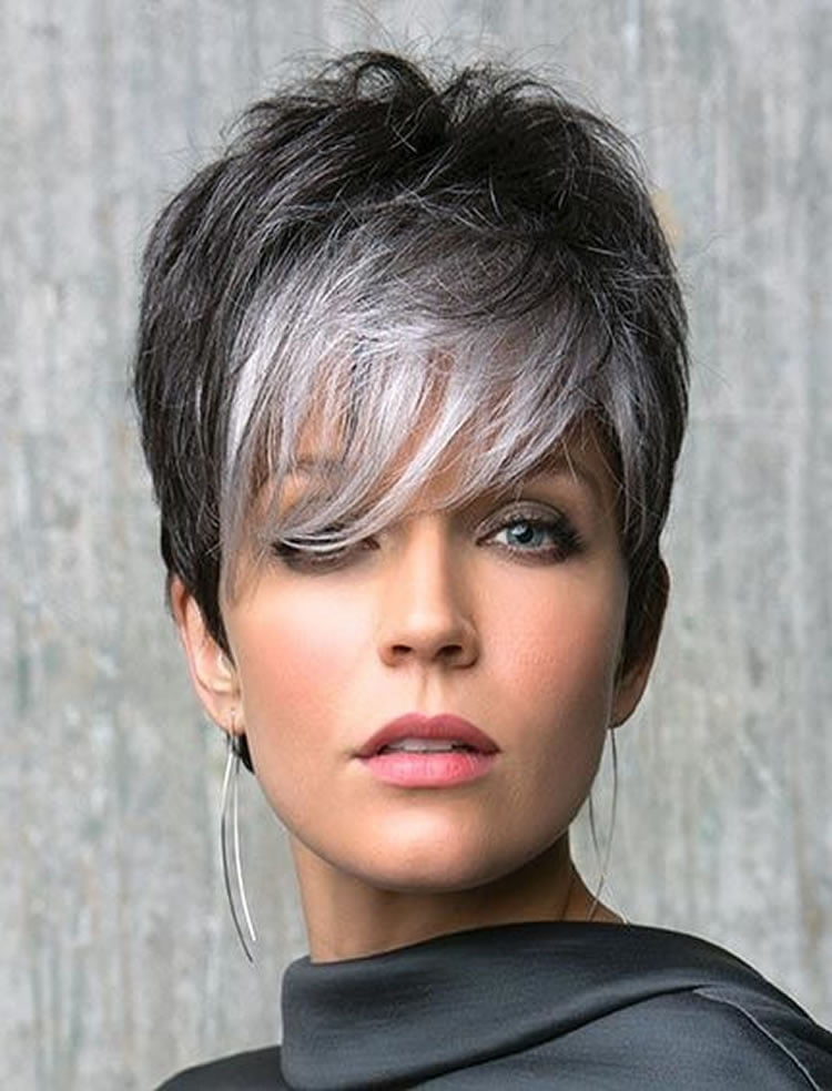 Gray Hairstyles