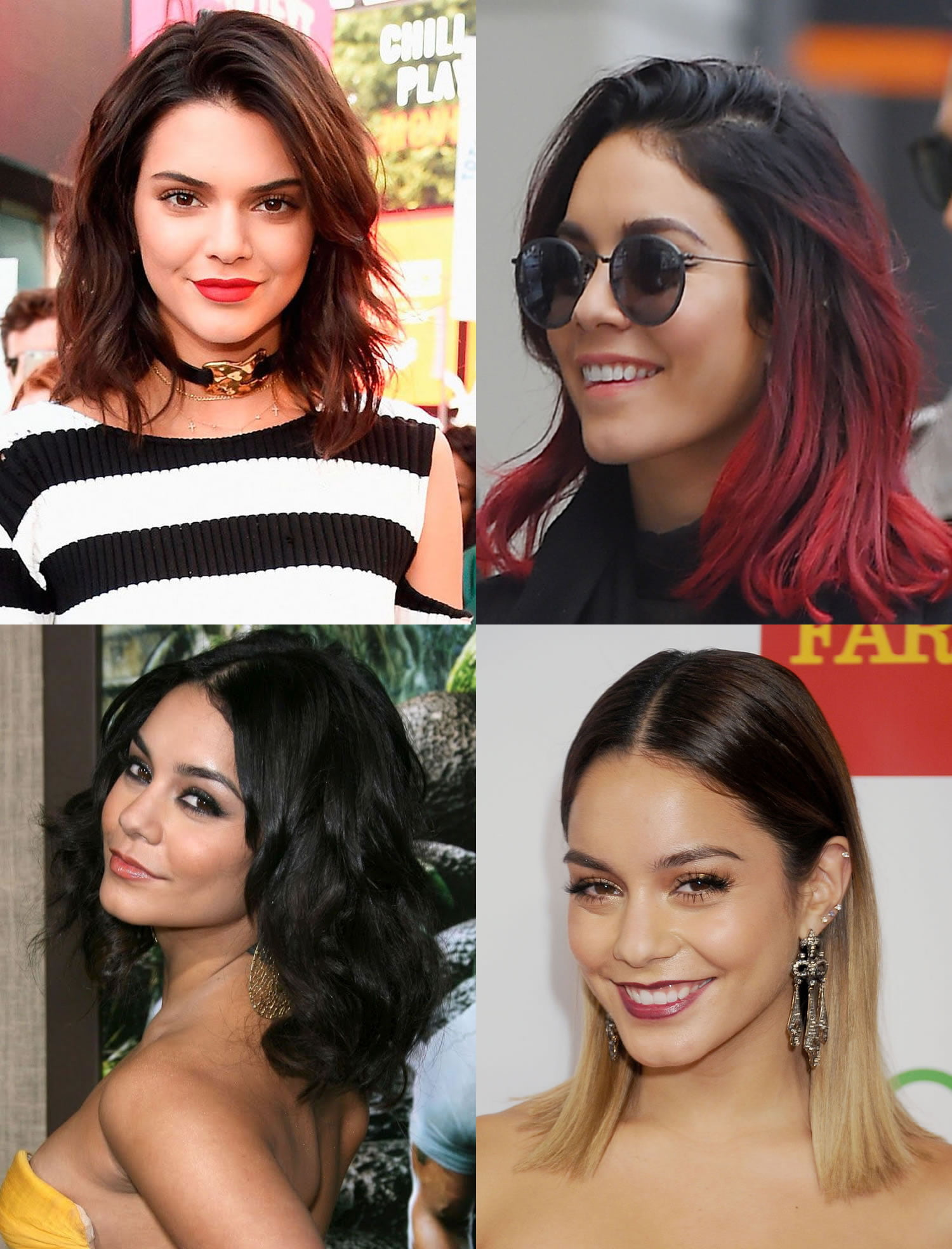 33 unbelievable hairstyles for diamond face shape – page 7 – hairstyles