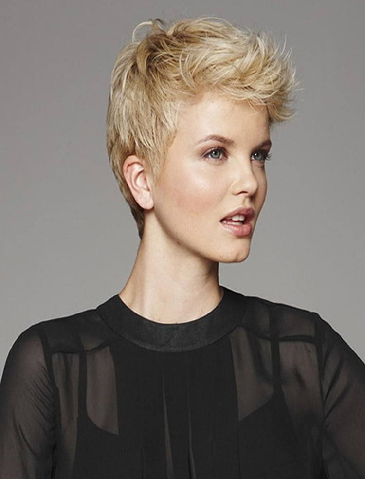 different haircuts for long hair 65 excellent hairstyles for shapes haircut 1344 | Trendy Short Wavy Pixie Haircuts for Long Faces