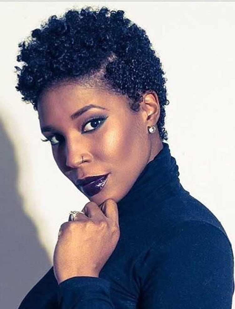 45 Ravishing African American Short Hairstyles And Haircuts Page 7