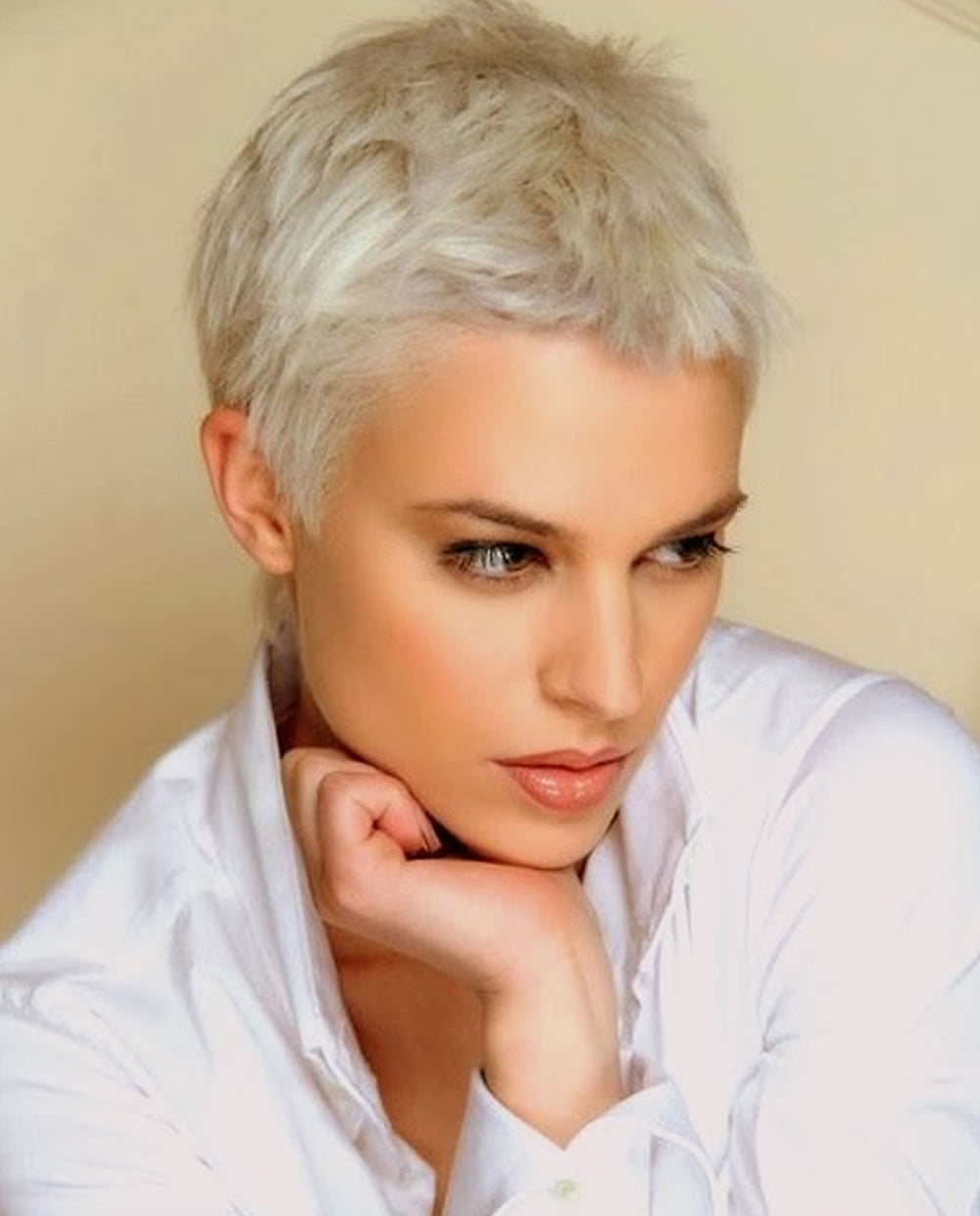 Top 100 Beautiful Short Haircuts for Women 2018 | Images+Videos - Page 3 - HAIRSTYLES