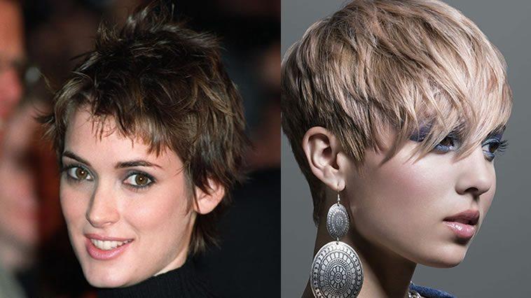 2017-2018 Pixie Hair Style