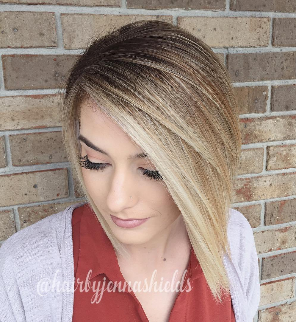 25 Alluring Bob Hairstyles For Fine Hair