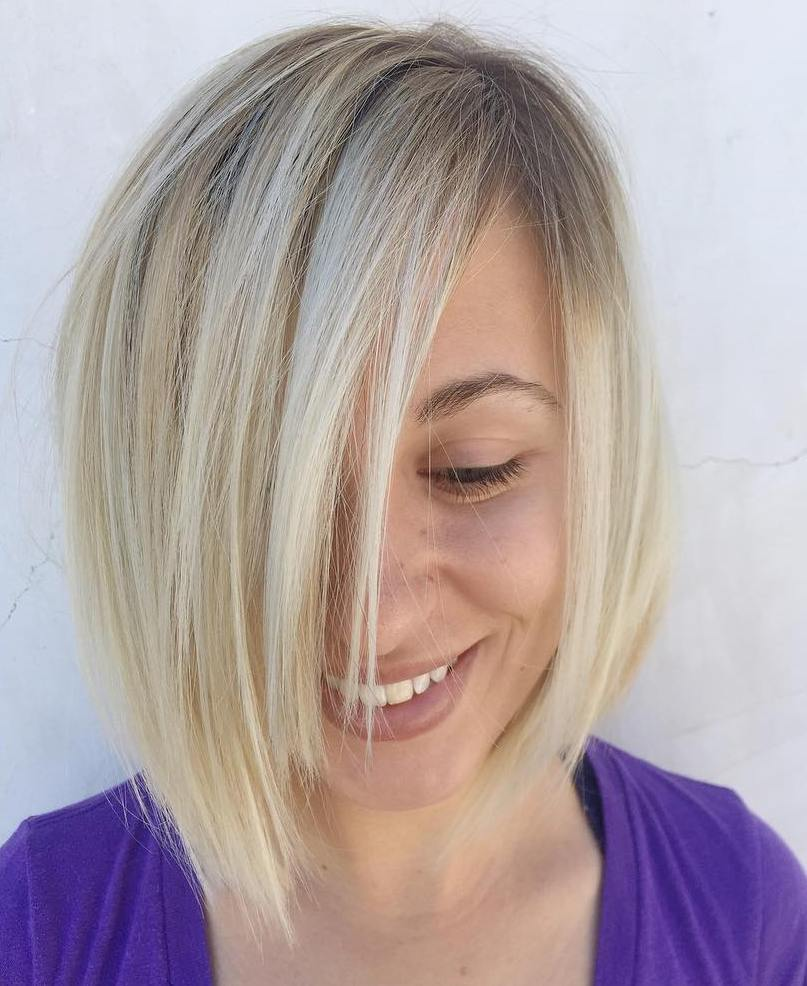 25 Alluring Bob Hairstyles For Fine Hair Latest Bob Hair