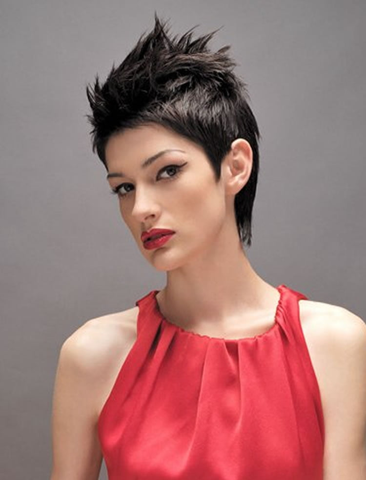 Attractive 20172018 Short Haircuts For Young Women Source Best