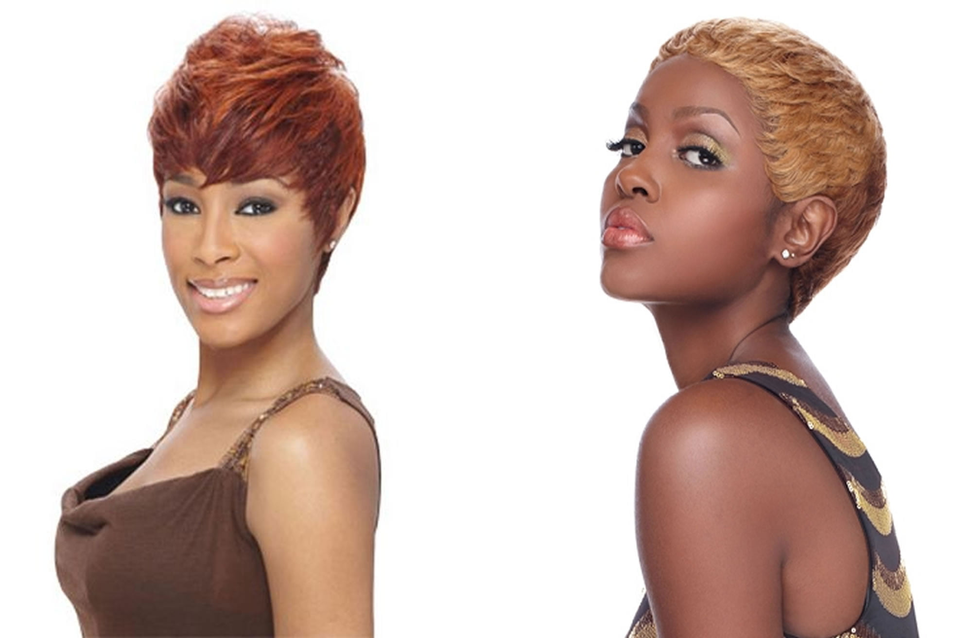 Pixie Hairstyles For Black Women 60 Cool Short Haircuts For 2017