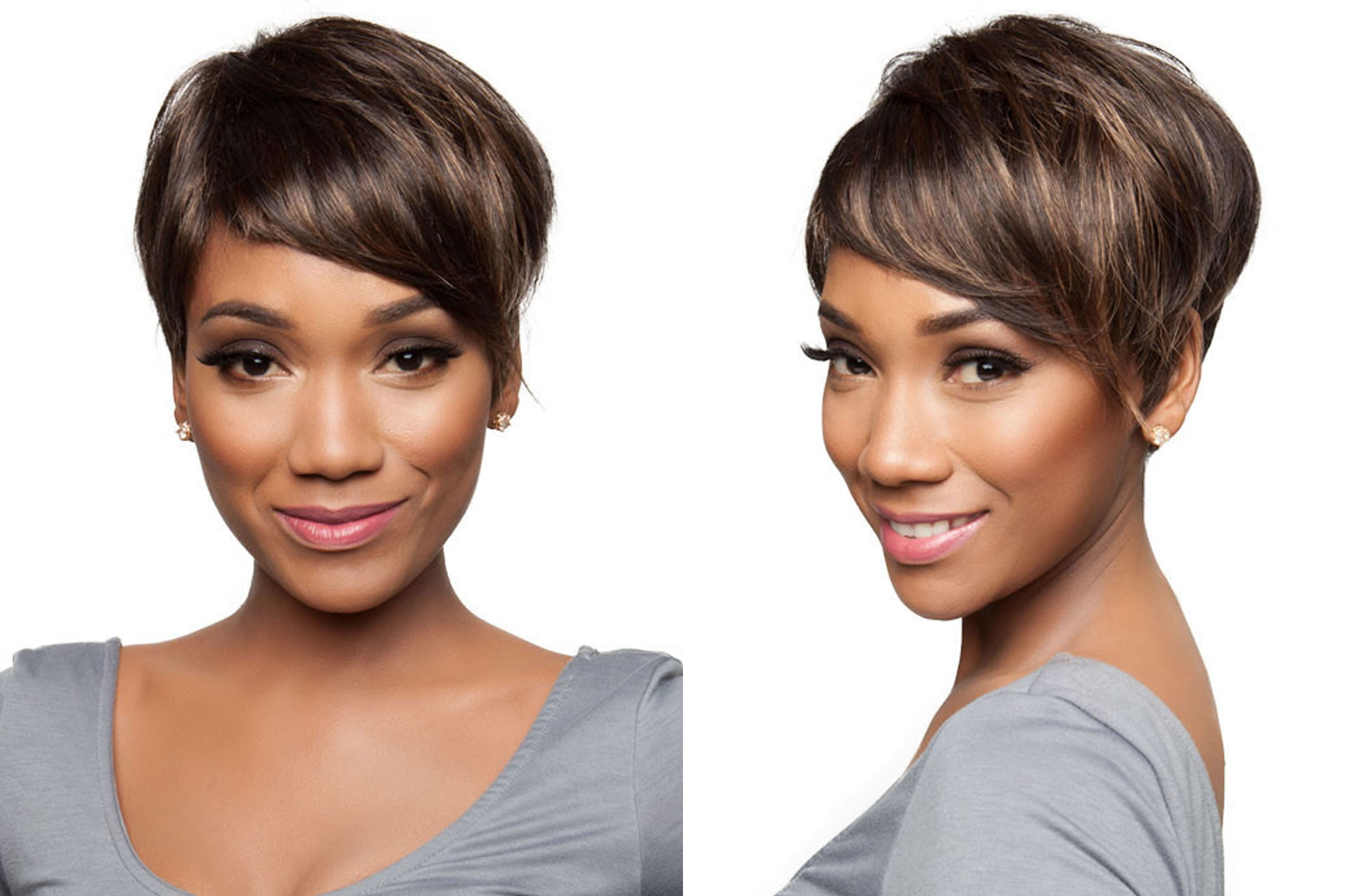 pixie hairstyles for black women - 60 cool short haircuts for 2017