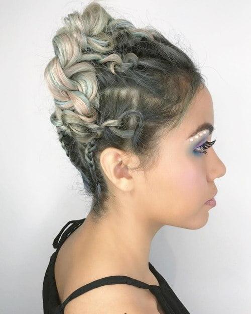 2017 Bridal hair