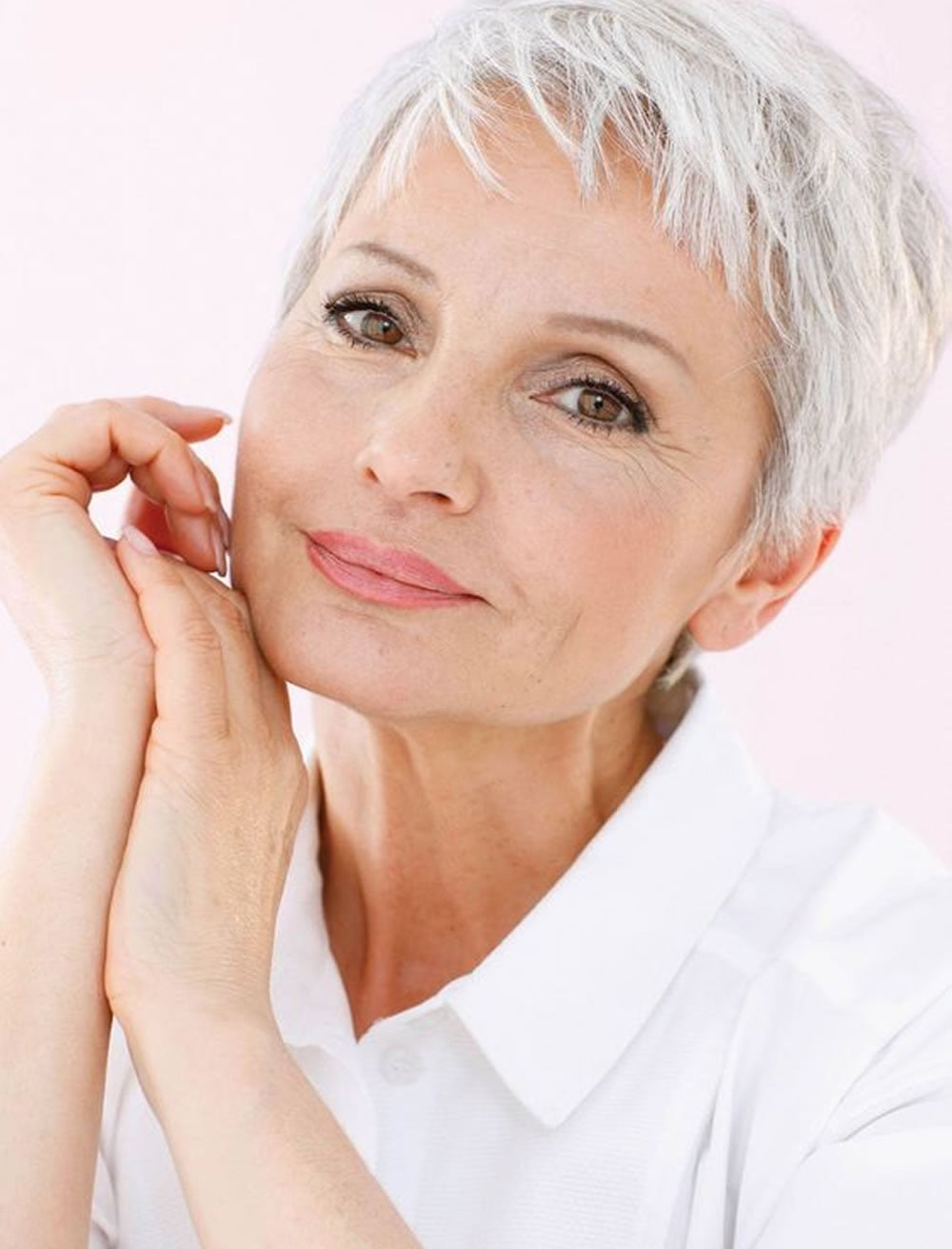 2018 Short Haircuts for Older Women Over 60 – 25 Useful ...