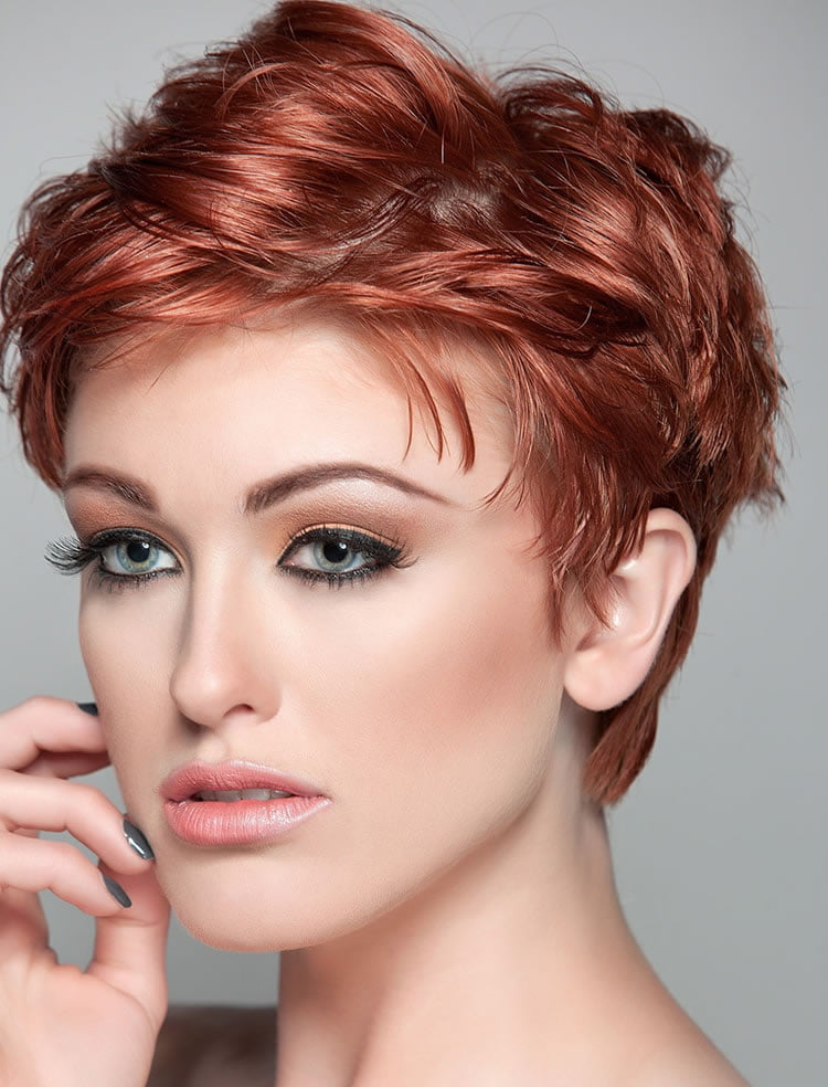 Pixie Hairstyles for Women Over 40
