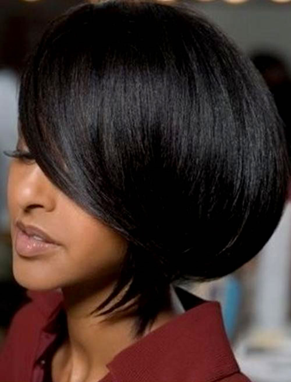 2018 Short Bob Hairstyles For Black Women 26 Excellent Bob Cut