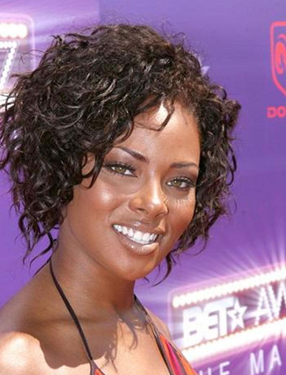 Bangs Natural Hair Black Women