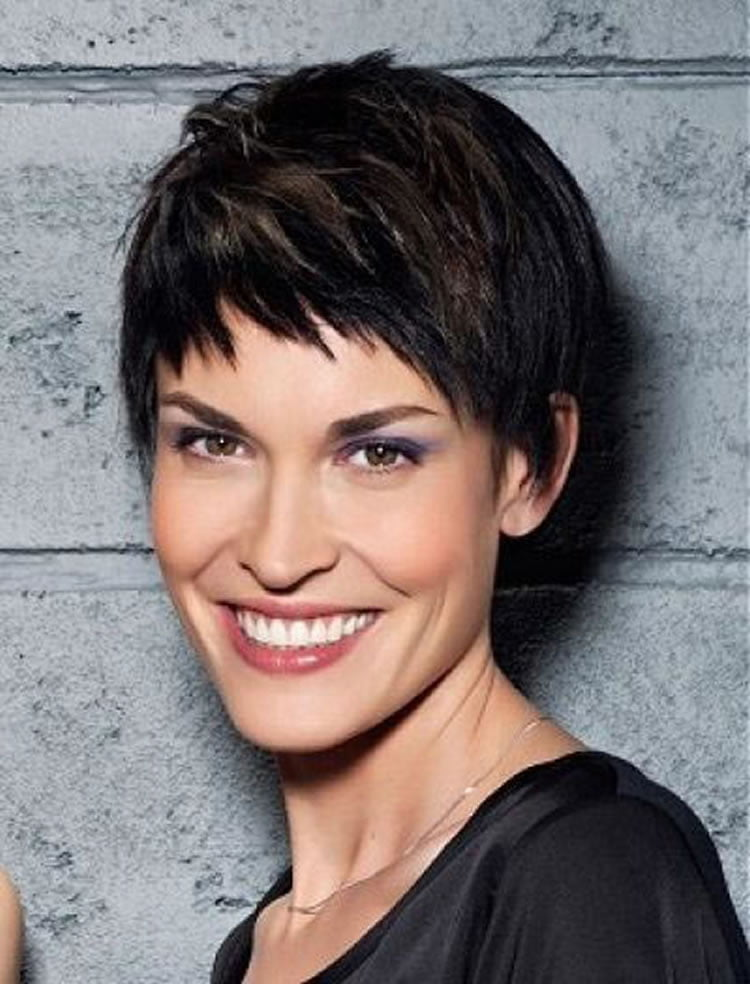 Images of Pixie Haircut for Women Over 40