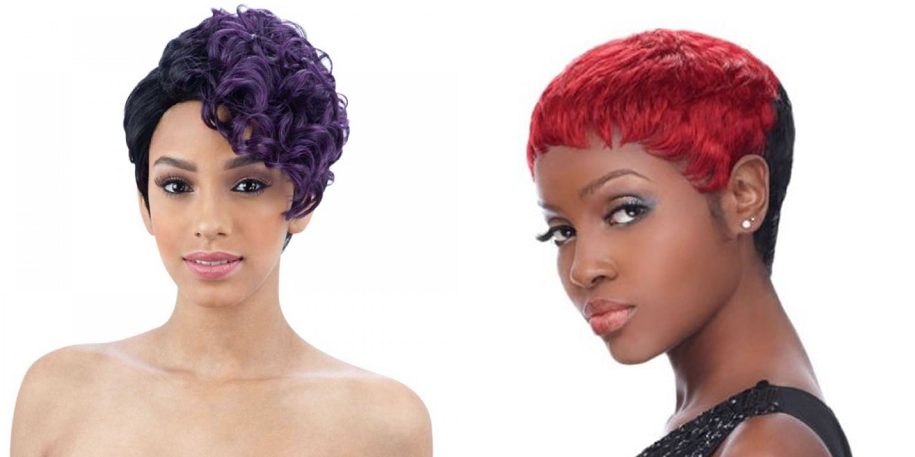 Pixie Hairstyles For Black Women