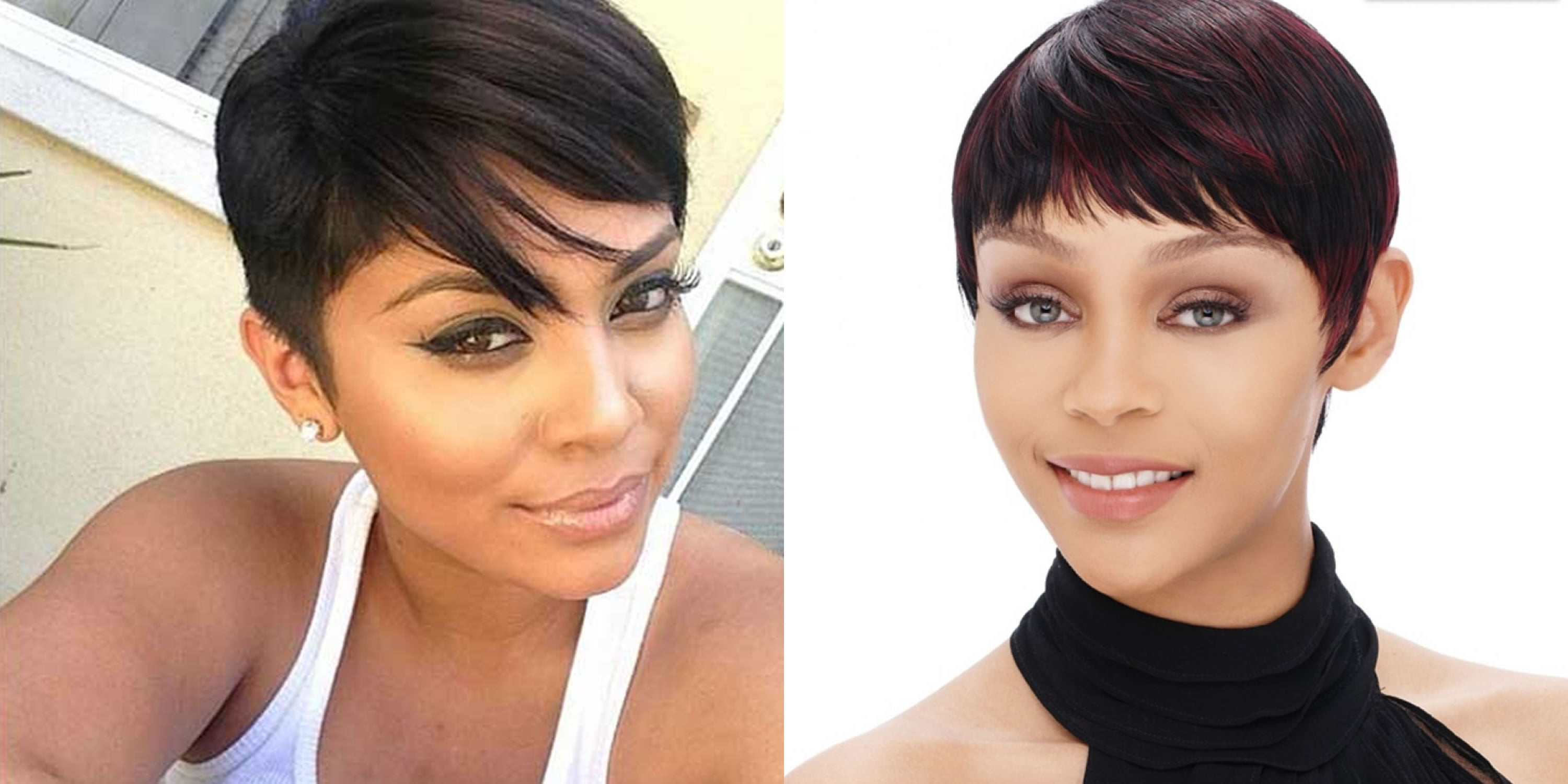 Pixie Hairstyles For Black Women 60 Cool Short Haircuts