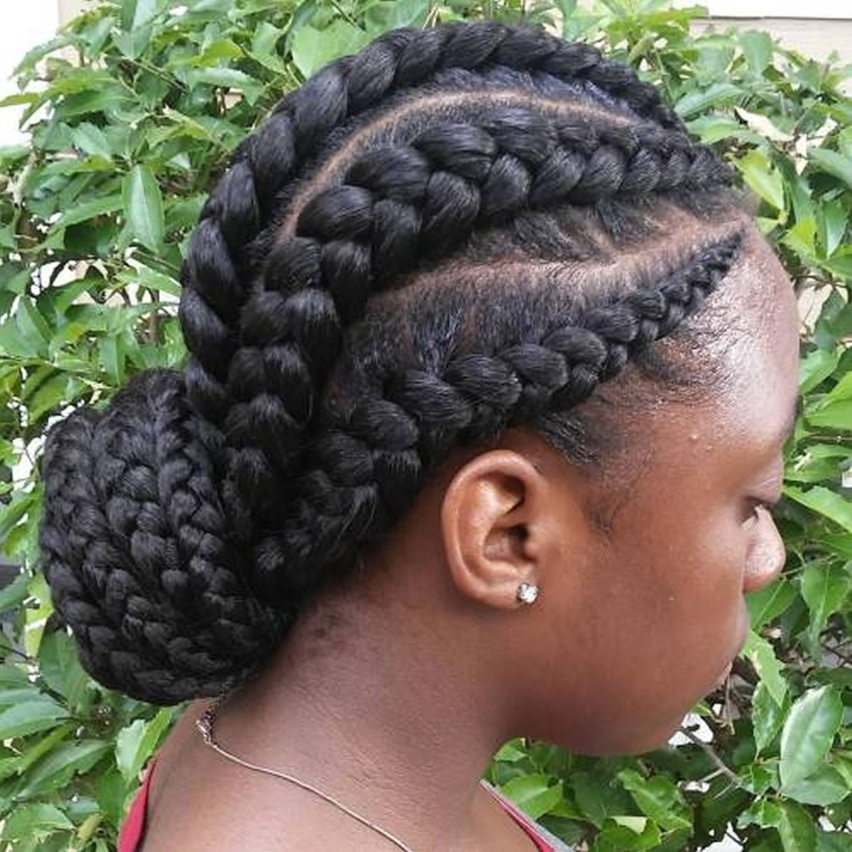 25 Incredibly Ghana Braids For All Occasions 2020 Update