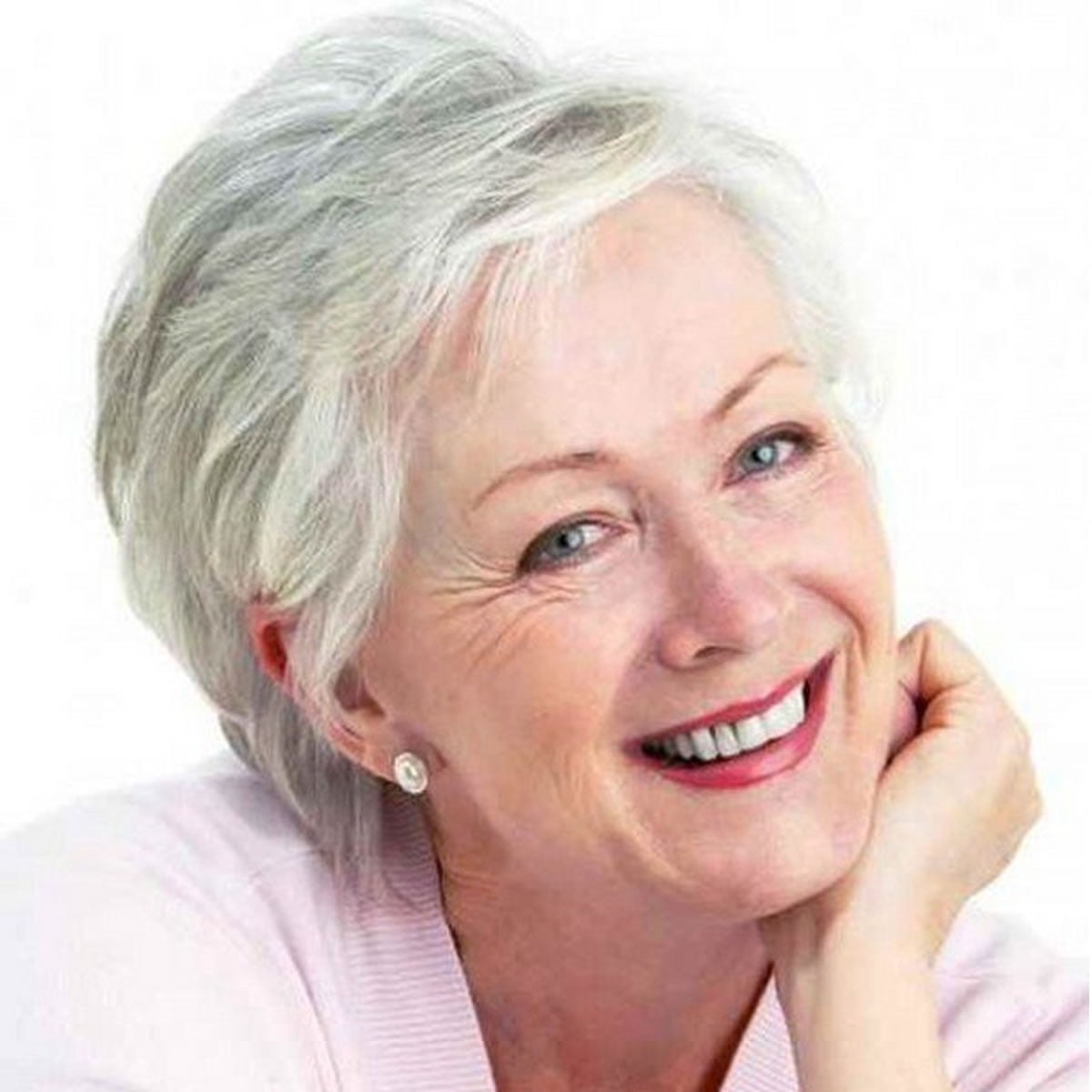 2018 Short Haircuts For Older Women Over 60 25 Useful