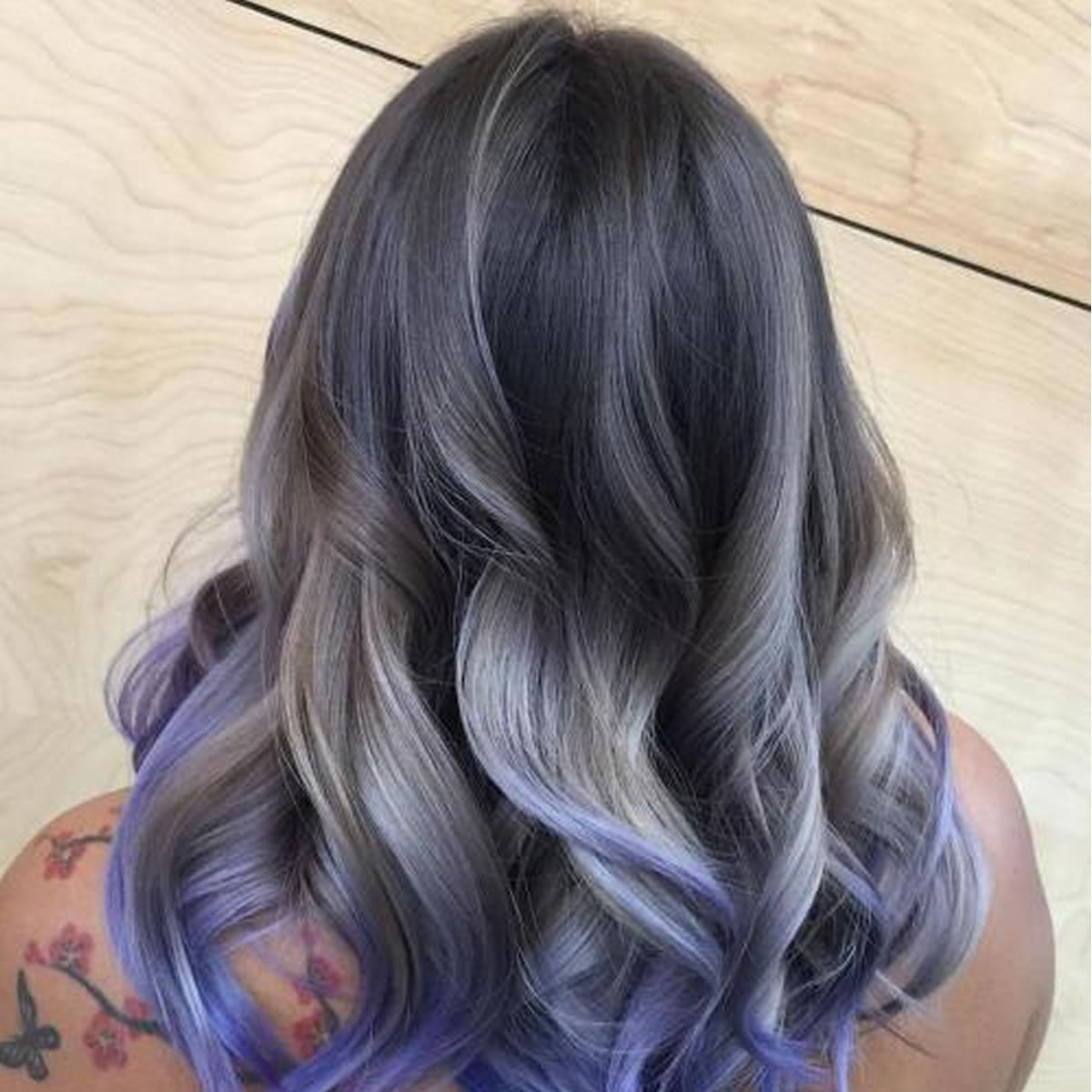 Grey Hair Trend 20 Glamorous Hairstyles For Women 2018