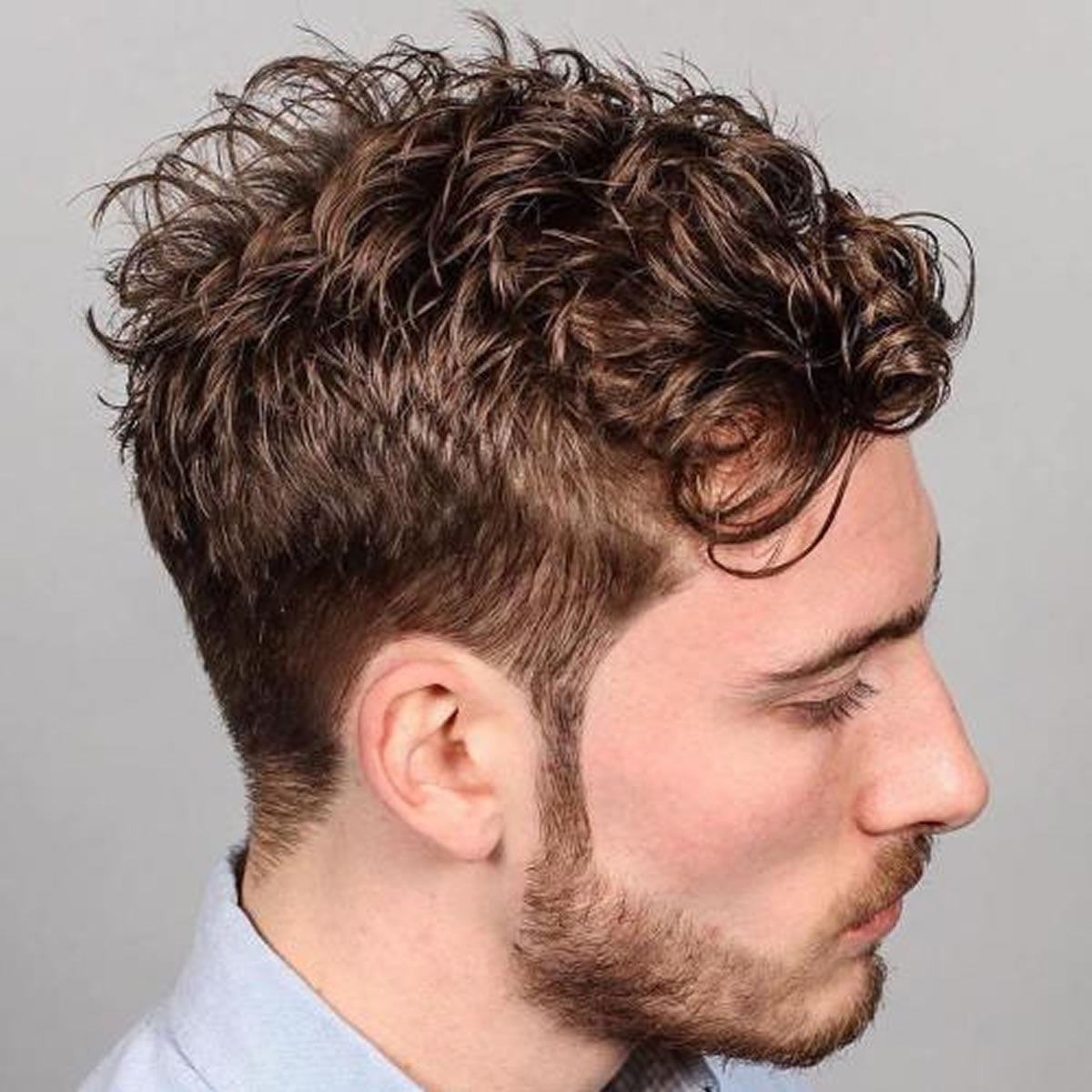 how to style boys curly hair mens hairstyles for curly hair 2018 hairstyles 6872