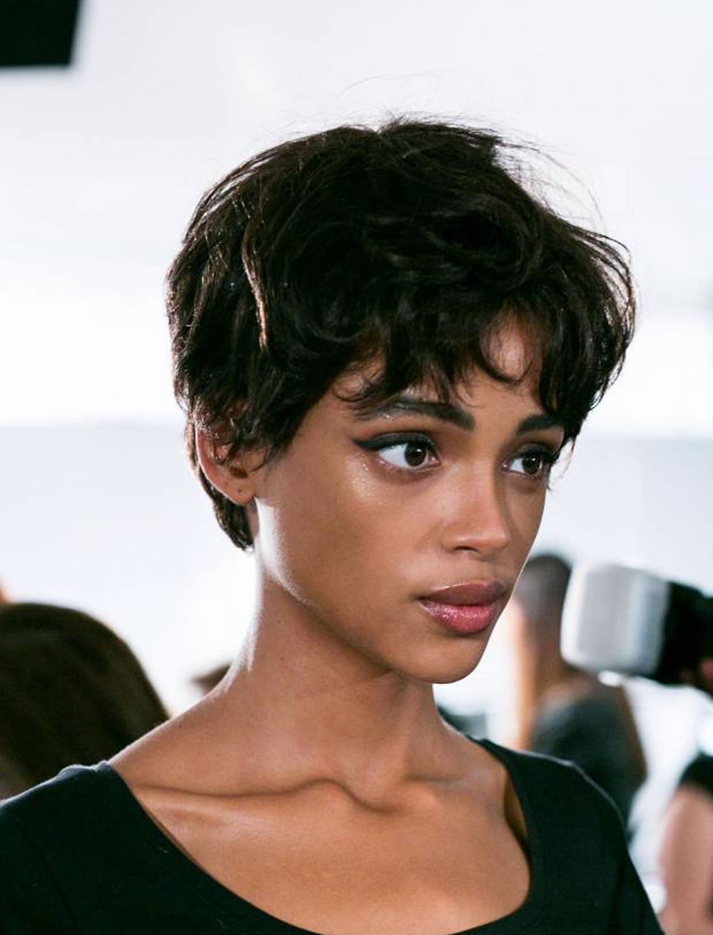 2018 Pixie Haircuts For Black Women 26 Coolest Black