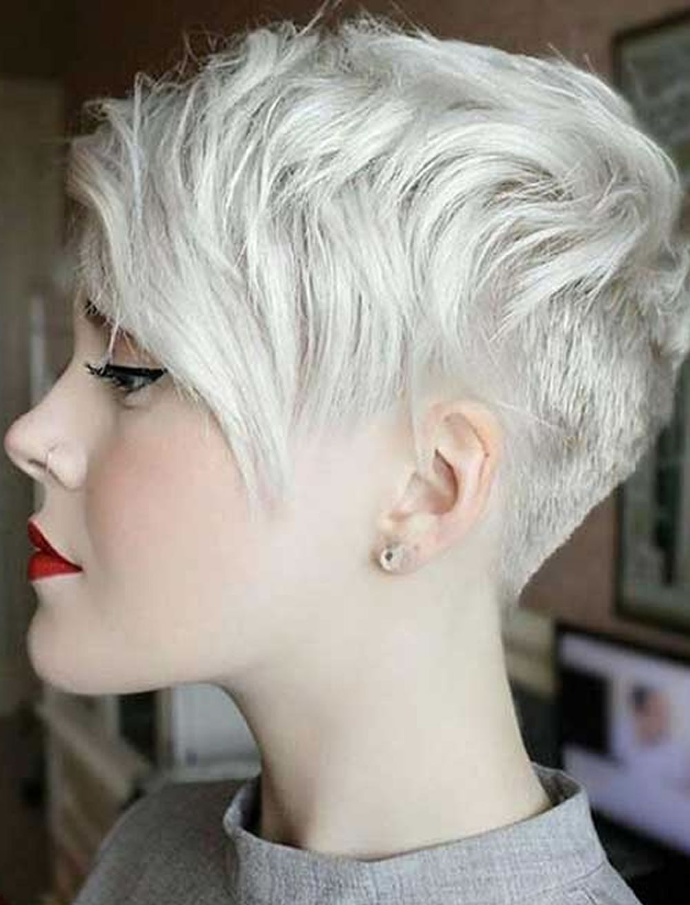 25 Unique Pixie Haircuts For Girls 2018 2019 Latest Pixie Cut
