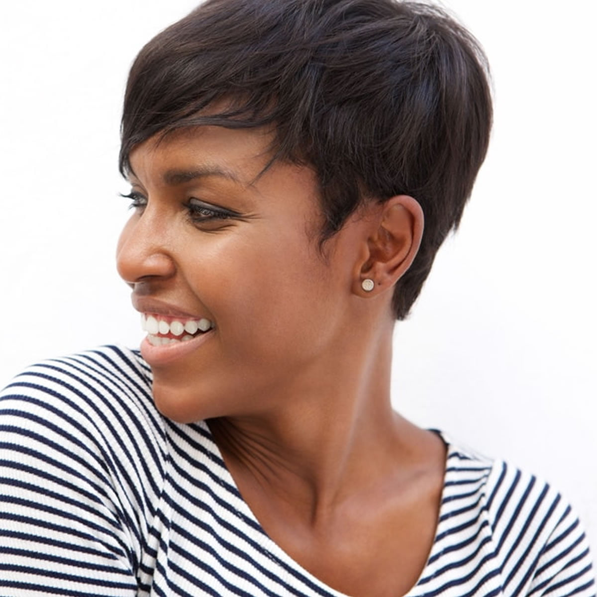 2019 Pixie Hairstyles for Black Women