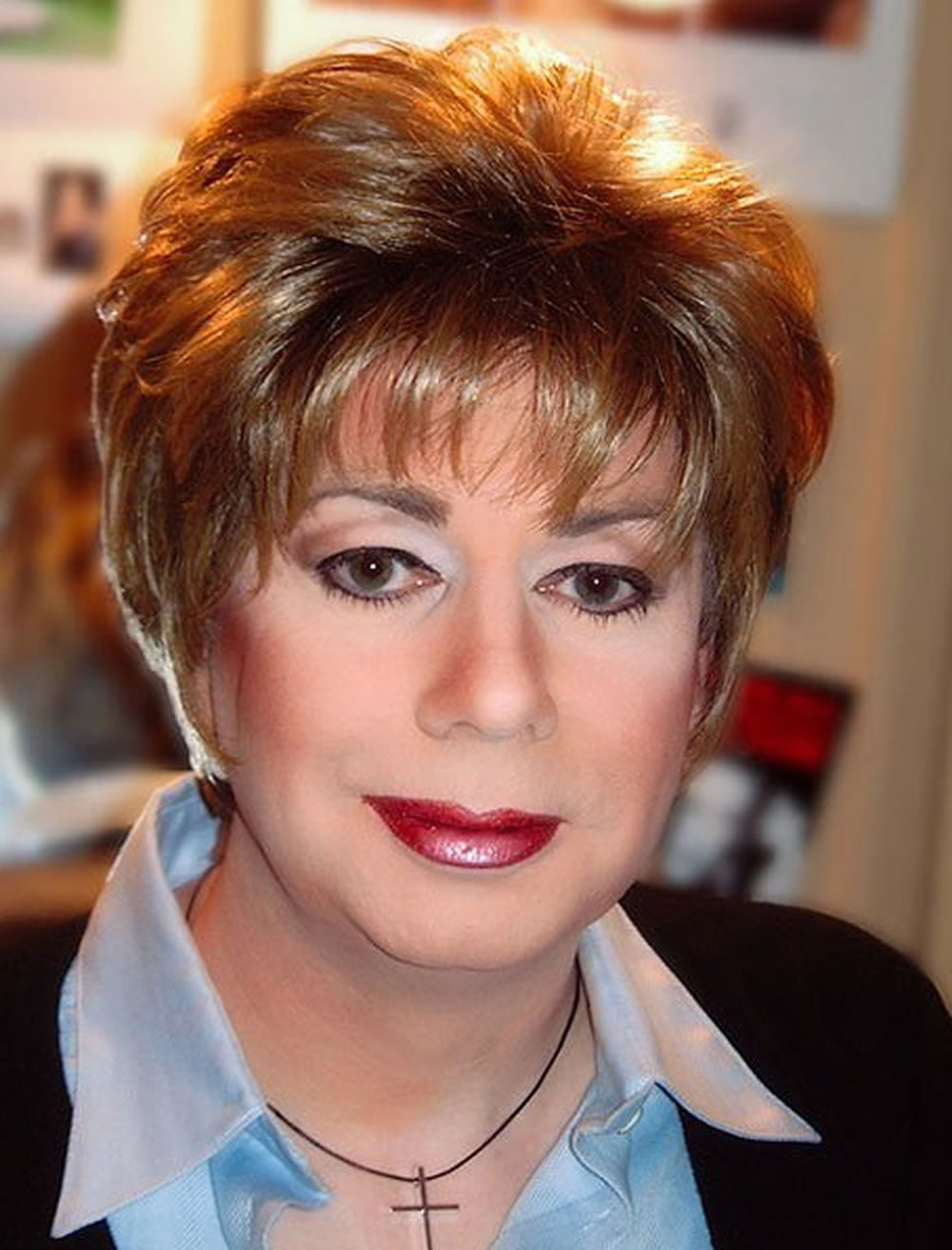2020 Short and Modern Hairstyles for Older Women Over 60 ...