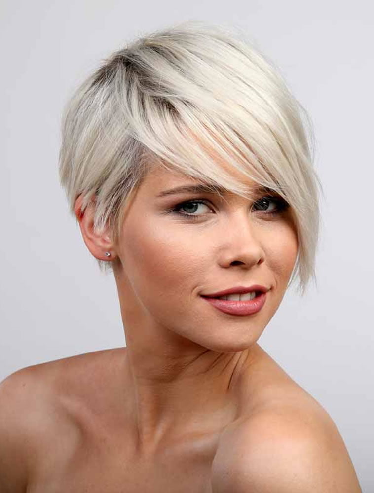 25 Chic Short Bob Hairstyles for Spring Summer 2020-2021 ...