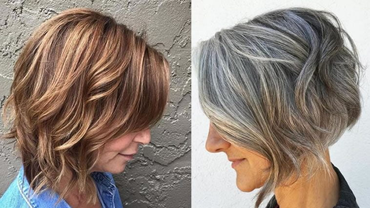 2018 Haircuts For Older Women Over 50 New Trend Hair Ideas
