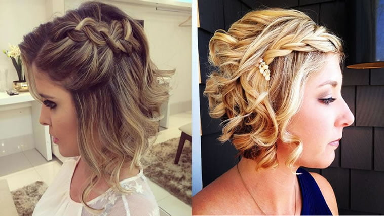 Prom Hairstyles 2019: 2018 Prom Hairstyles For Dazzling Women : 12 Best Prom