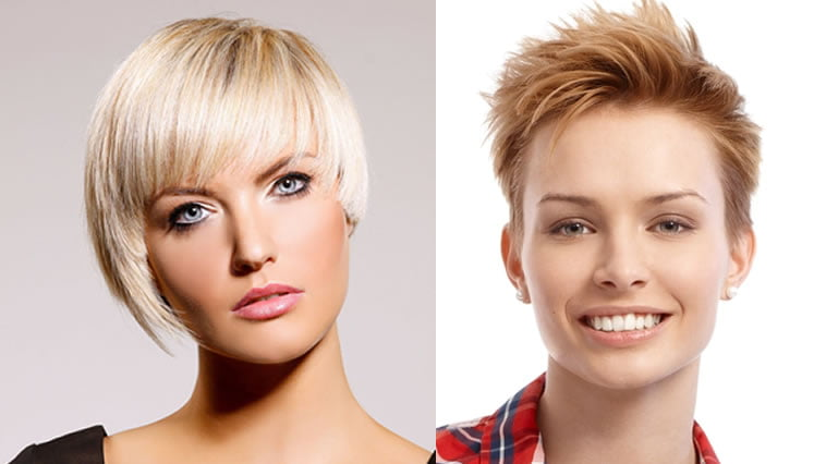 Short Hairstyles Haircuts Women Popular