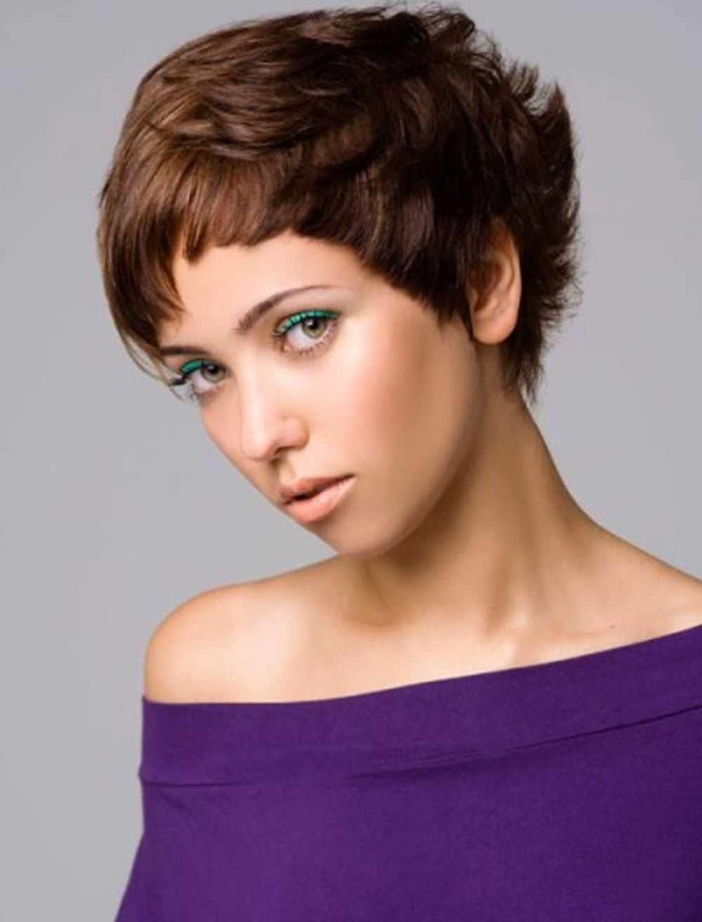 34 Amazing Short Hair Haircuts For Girls 2018 2019 Page