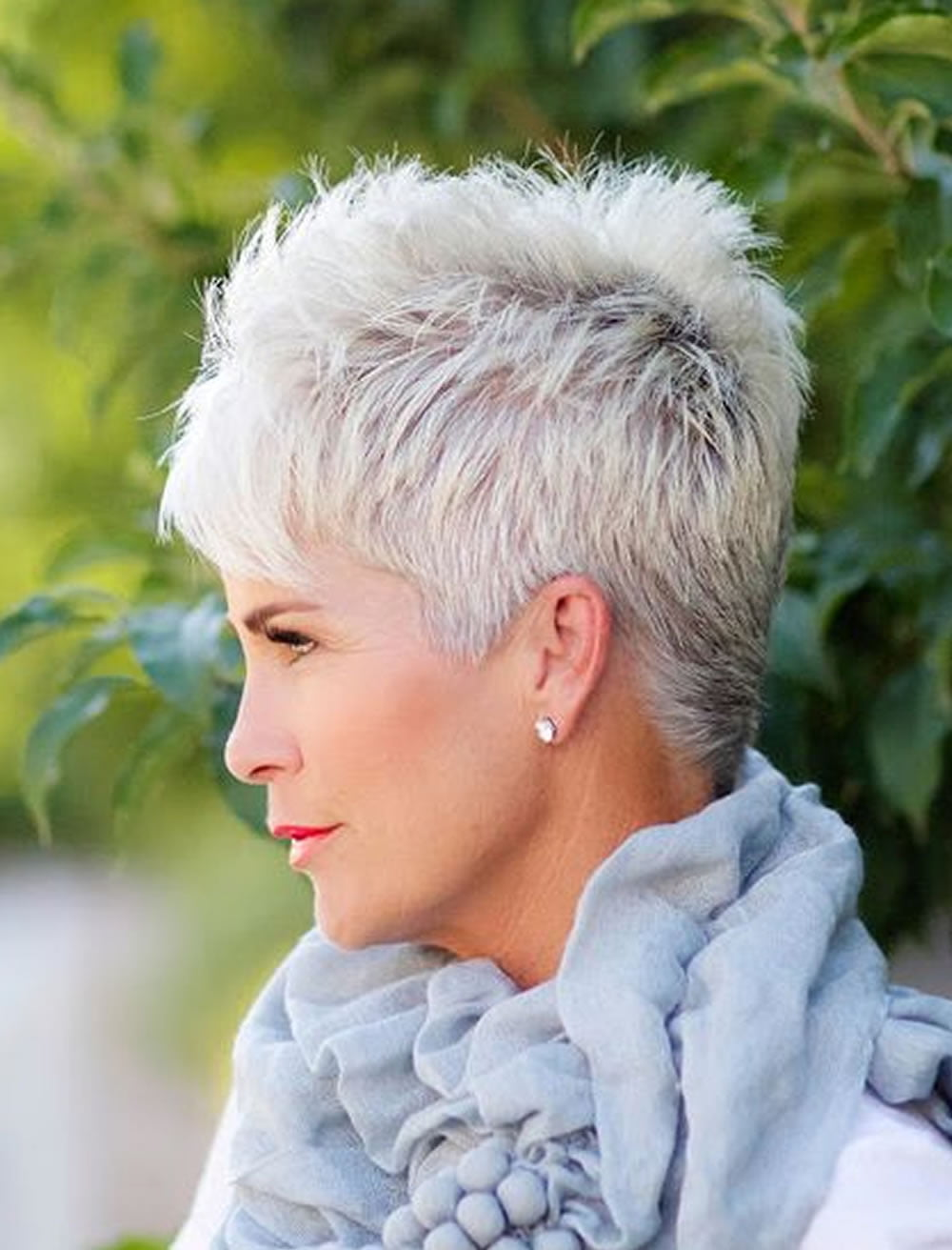 Older Women Pixie Haircuts For Women Over 50 57