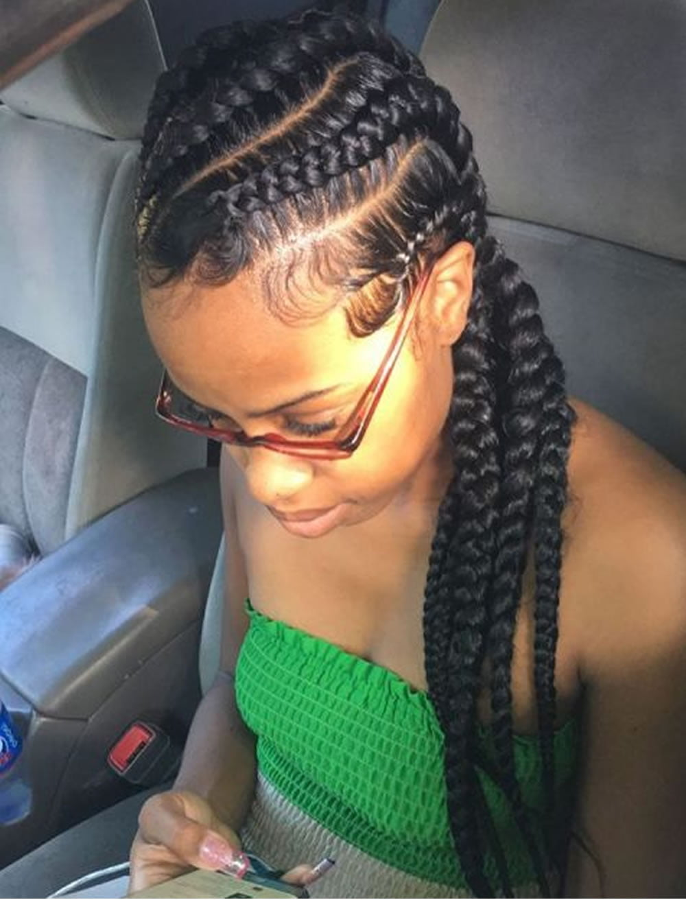 20 Best African American Braided Hairstyles For Women 2020