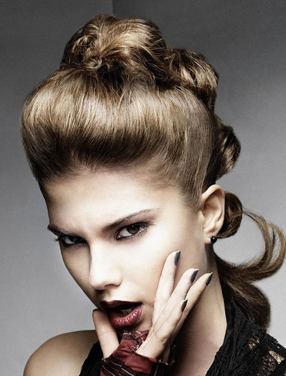 Updo Hairstyles 2018 - HairStyles