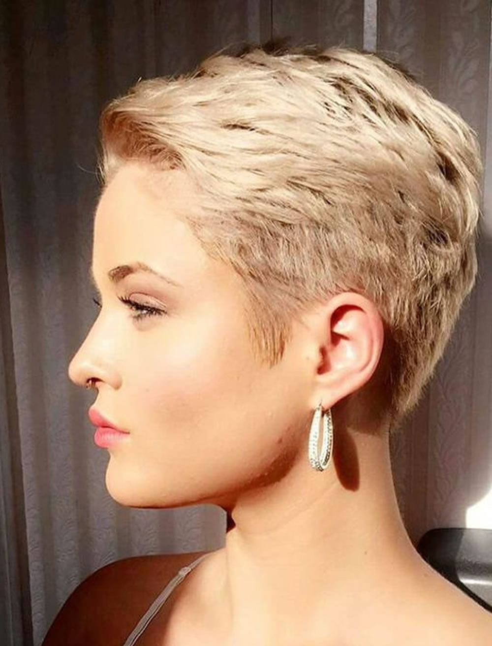 Short Hair Style Ideas for 2018