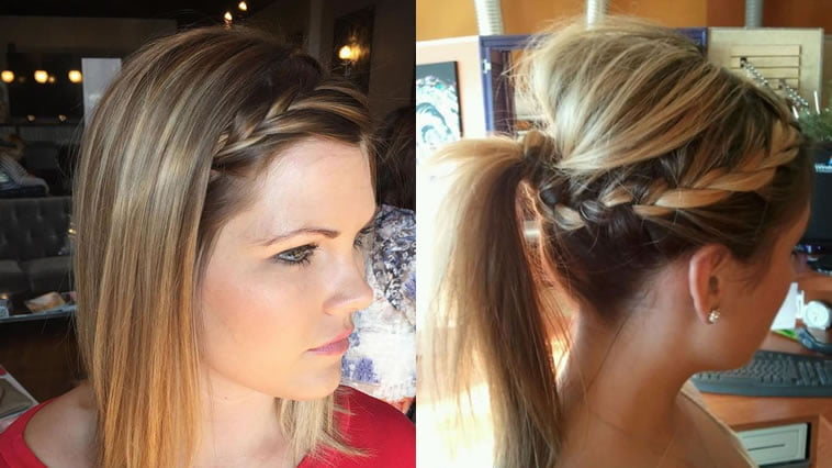 20 Perfect Medium Lenght Hairstyles for Thin Hair Ideas+Videos ...