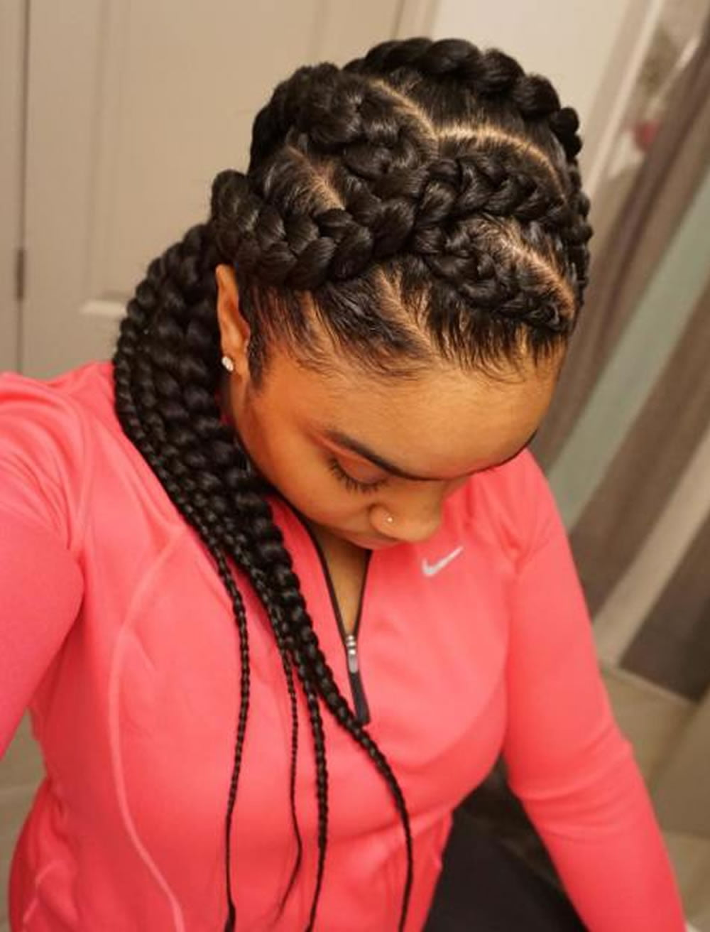 20 Best African American Braided Hairstyles for Women 2017 ...