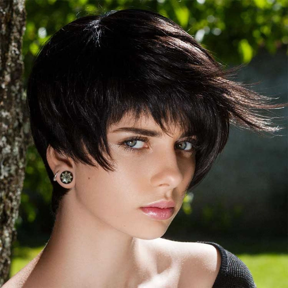 30 Amazing Short Hair Haircuts For Girls 2018 2019 Page