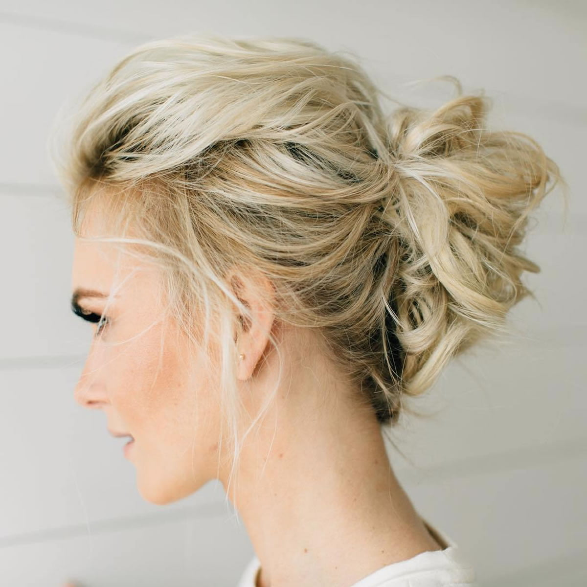 medium lenght hairstyles for thin hair