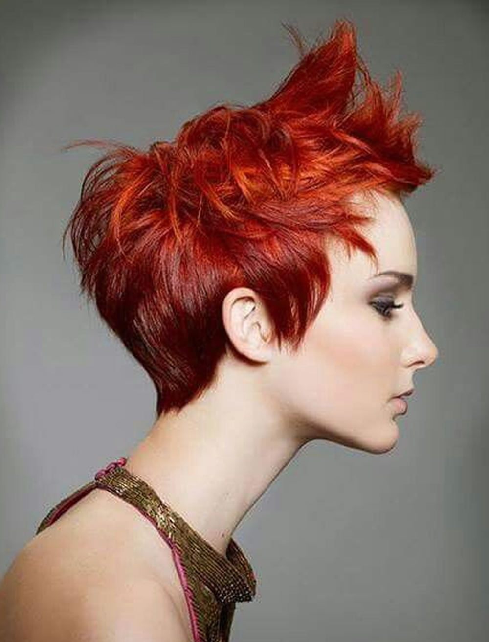 Short Hair Style Ideas and Tutorial for 2018