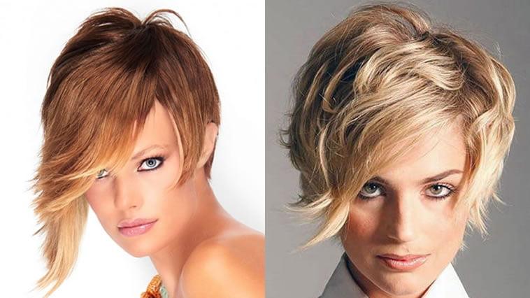 Short Hair Haircuts for Girls 2018-2019