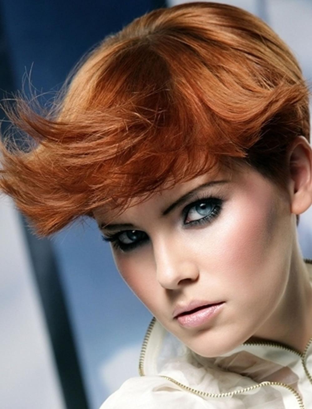 Short Hair Ideas for Women 2018