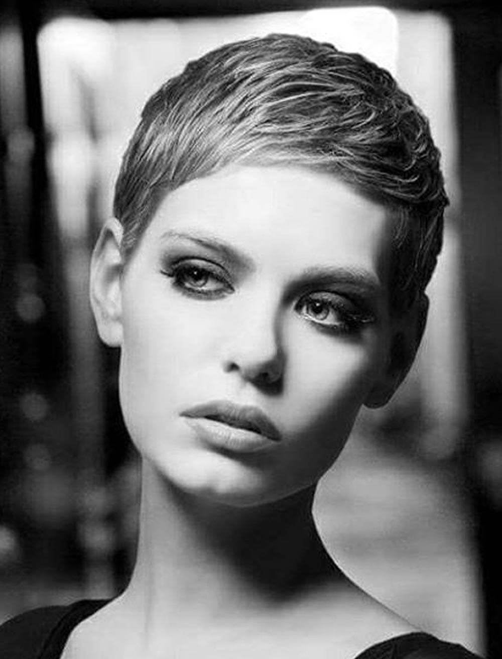 Short Hairstyles 2017 2018: Trend Short Haircuts For 2018-2019 Best Pixie Hair Ideas